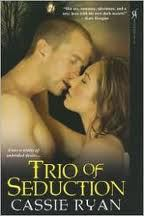 trio of seduction, tina gerow, cassie ryan